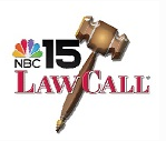 NBC 15 Law Call Logo